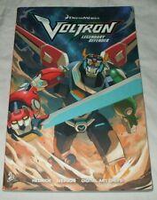 DreamWorks Voltron Legendary Defender Vol. 1 Graphic Novel Book