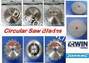 Circular Saw Blades Grinding Wheel Wood Cutting Fine Cut Tungsten Carbide Teeth