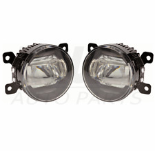 LED Fog Light Kit for Nissan Patrol 2005-2015 2 in 1 with Wiring & Switch