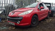 Peugeot 207 2007 1.4 petrol breaking for spare parts