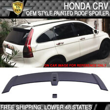 07-11 Honda CRV OE Style Roof Spoiler Painted Royal Blue Pearl # B536P - ABS
