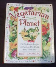 Vegetarian Planet Cookbook(1997, Paperback)