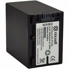 NX-NPFV100 Battery for Sony  NP-FV100 and Sony BC-TRV, DCR-SR15, SR21,SR68,SR88,