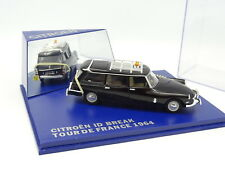 Norev 1/43 - Citroen DS ID 19 Break Gendarmerie Tour de France 1964