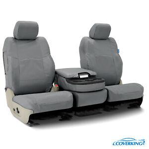 Premium Super Tough Front Seat Covers for Toyota Pickup - Cordura Ballistic