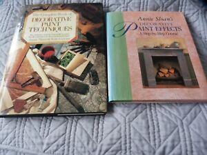 Annie Sloan's Decorative Paint Effects Course,and Decorative Paint Tachniques