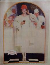 1914 Coca Cola Vintage Ad Coke Soda Fountain Refreshing Sellers Kitchen Cabinets