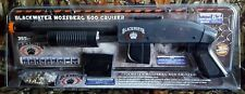 Blackwater Mossberg 500 Cruiser Spring Airsoft Shotgun Smoke Extra Mag Included