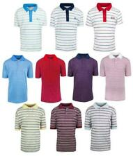 Unbranded Collared Striped T-Shirts & Tops (2-16 Years) for Boys