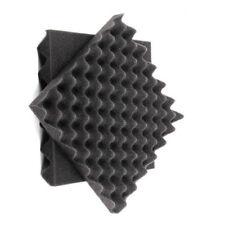 Lot10 Acoustic Foam Egg Studio Sound Proofing Treatment Absorption 50X50X3cm WYS