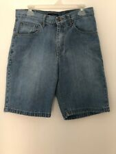 Studio Ron Chereskin mens Sz 30 denim casual shorts 100% cotton