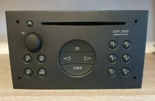 Siemens VDO CDR 2005 OPEL CD Radio Autoradio !!! inkl. Code !!!