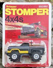 Schaper Stomper 4x4s Black Dodge Warlock Original Package UnOpened Never Hung Up