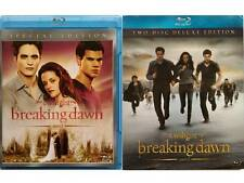 Blu-ray The Twilight Saga - Breaking Dawn - Part 1 & 2 - Special Edition Usato