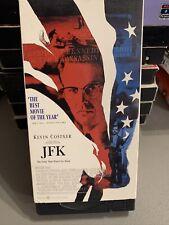 JFK (VHS, 1992)
