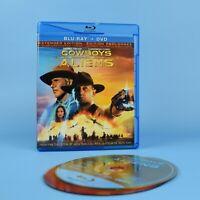 Cowboys & Aliens - Blu-Ray and DVD - Bilingual - GUARANTEED