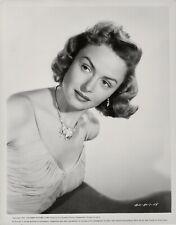 Donna Reed ~ ORIGINAL 1951 glamour portrait ~ Scandal Sheet