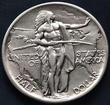 USA 1936 Half Dollar Gedenkmünze Oregon Trail Memorial Silber SEHR SELTEN #9052