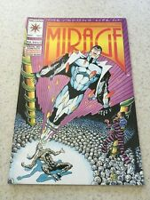 The Second Life Of Doctor Mirage 1 NM-  9.2  High Grade   Valiant 1993