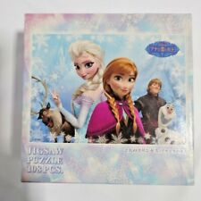 Anna and the Snow Queen Puzzle 108 pieces 18.2×25.7