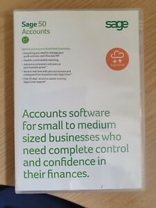Sage 50 Accounting Package - Software and Activation Key - Full User Instruction