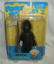 Family Guy Death Figure series 3 Mint on card