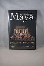 Searching for the Maya - Buscando a los Mayas (DVD) - Espanol and English