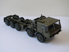 RARE: 1:43 TATRA T 815-790R79 10x10.1R military chassis cab truck. All-metal.