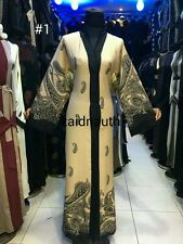 New open front abayas/dress/islamic wear/saudi women dress.size 54.56.58.---2017