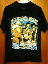 KENNY CHESNEY Brooks & Dunn med T shirt Sugarland country tee 2007 Detroit