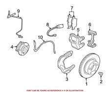 For BMW Genuine ABS Wheel Speed Sensor Front 34526784991