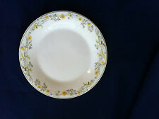 "Royal Doulton  Nicole 6 1/2"" side plate (minor cutlery scratches)"