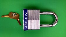 Master Lock Model 15LH KD  ** A Lot Of Two **