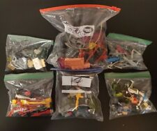 Vintage Lot of 180 VTG GI Joe Weapons Missiles Parts and Pieces from other toys