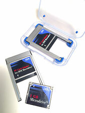 IBM 1GB Microdrive Travel Kit