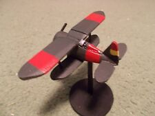 Built 1/100: Spanish-Republican POLIKARPOV I-15 CHATO Fighter Aircraft