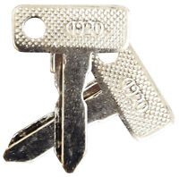 Club Car DS/Precedent (1982+) Gas/Electric Golf Cart Replacement Ignition Key(2)