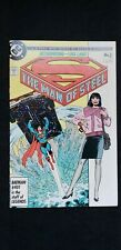 Dc Superman The Man of Steel #2 - Introducing -Lois Lane! 1986