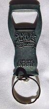Samuel Adams Boston Lager Keychain/Bottle/Beer Opener Pewter Sam >NEW<
