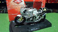 MOTO HONDA RS 125 Azuma #4 Gris au 1/10 GUILOY 13620 miniature