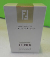 Fendi Theorema Leggero edt spray 1.7 fl. oz NEW SEALED