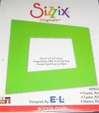 Sizzix Originals RETRO FRAME  New 655003 -  So CUTE!