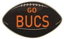 "Tampa Bay Buccaneers   Vintage Looking  1950's  ""Go Bucs""  NFL Football  Sticker"