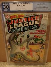 Brave and the Bold #28 PGX 3.0 DC 1960 1st Justice League! Free CGC Mylar! cm