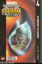 ULTIMATE SPIDER-MAN  # 11 -OTTOBRE 2004 - UOMO RAGNO