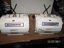 El-O-Matic Pneumatic Actuators PND 280/A 1800DGR