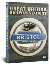 GREAT BRITISH RAILWAY STATIONS BRISTOL TEMPLE MEAD DVD NEW & SEALED