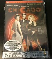 Chicago (DVD, 2003, Full Screen Edition) NEW Sealed Richard Gere