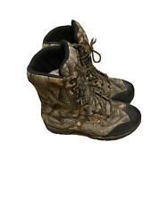 Danner Men's Size 12 EE Ghost GTX RT HD 800 Grams Camo Camouflage TFX Boots