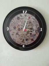 Led Zeppelin - Three - 12 Inch Quartz Wall Clock Ready To Hang / Free Poster